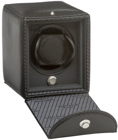 Underwood - Single Classic Watch Winder in Carbon Fiber
