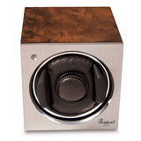 Rapport Tetra Watch Winder Single in Walnut W148
