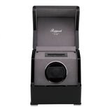 Rapport Perpetua Touch Screen Watch Winder Single in Ebony W571