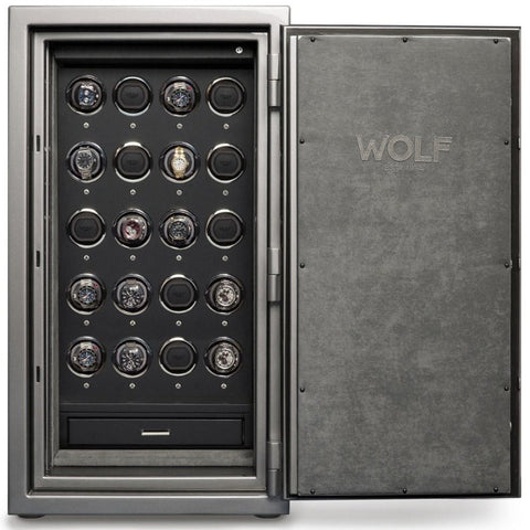 Wolf - 1834 Atlas 20-unit Watch Winding Safe | 492065