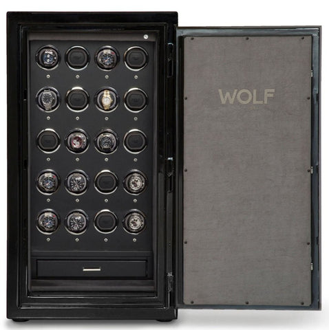 Wolf - 1834 Atlas 20-unit Watch Winding Safe | 492064