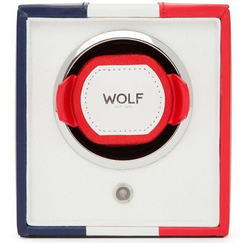 Wolf - Navigator Cub Single Watch Winder | 471404