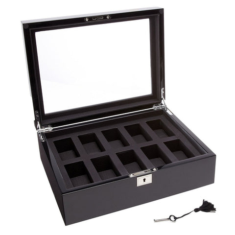 Wolf - Savoy 10-Unit Watch Box | 461670