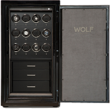 Wolf - 1834 Atlas 12-unit Watch Winding Safe | 491264