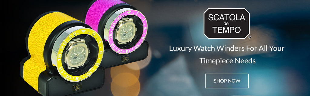 Scatola del Tempo Luxury Watch Winders