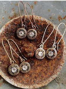 Bullet Drop Earrings