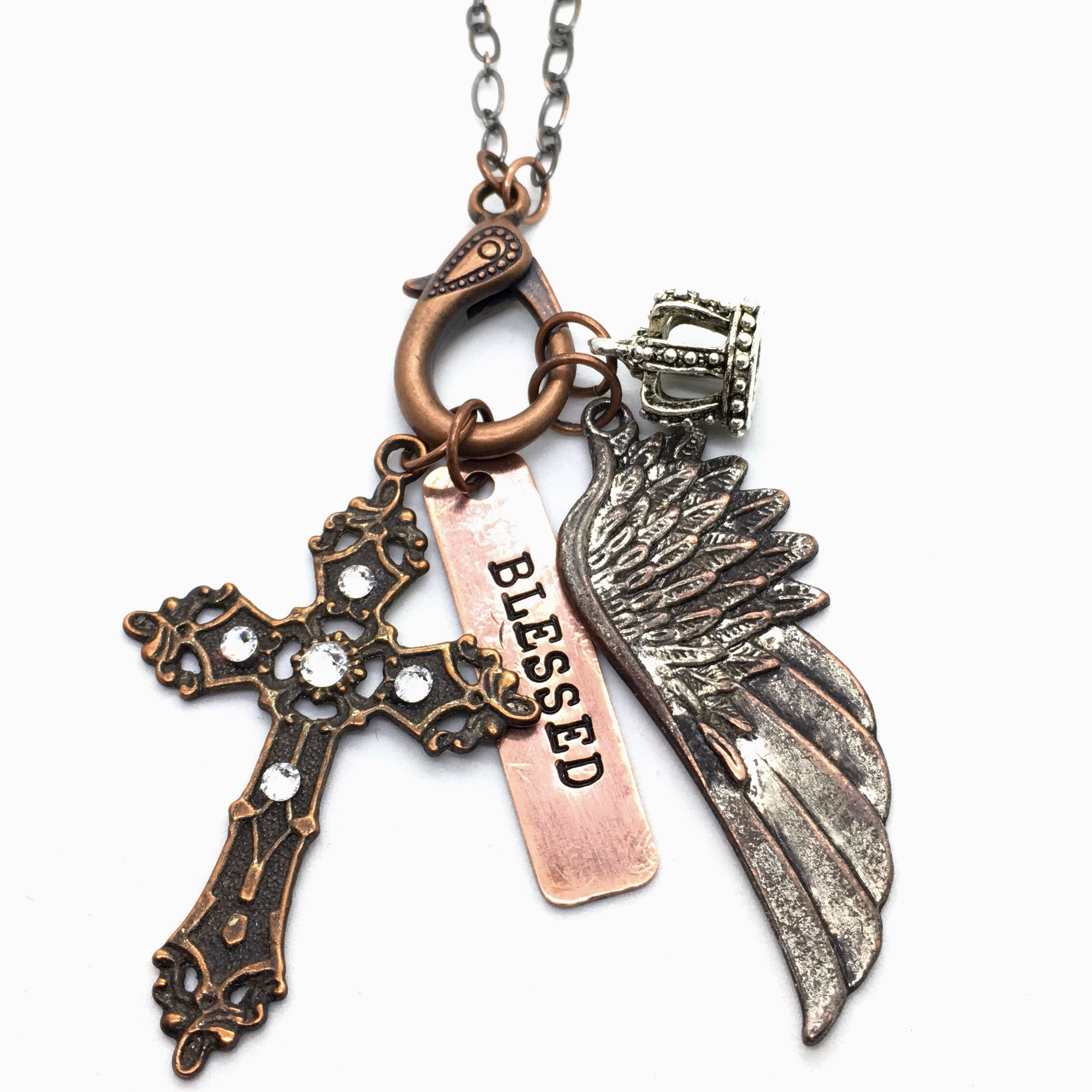 Blessed Treasure Necklace