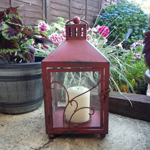Load image into Gallery viewer, Rustic Candle Lantern - magnoliavintage