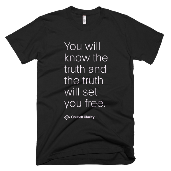 """Know The Truth..."" Short-Sleeve T-Shirt"