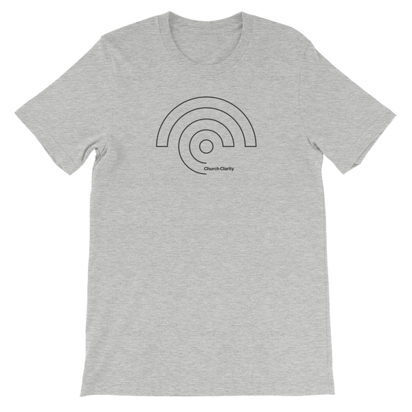 ChurchClarity Line Logo Tee