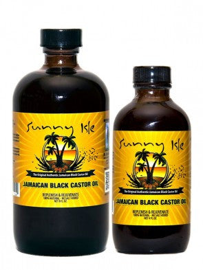 Jamaican Black Castor Oil treatment for dandruff and irritated and flaky scalp issues for black women