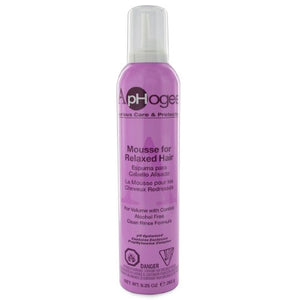 APHOGEE Mousse for Straightened Hair
