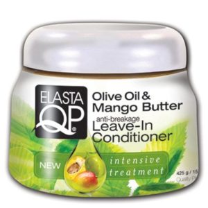 Elasta QP Olive & Mango Butter Leave-In Conditioner