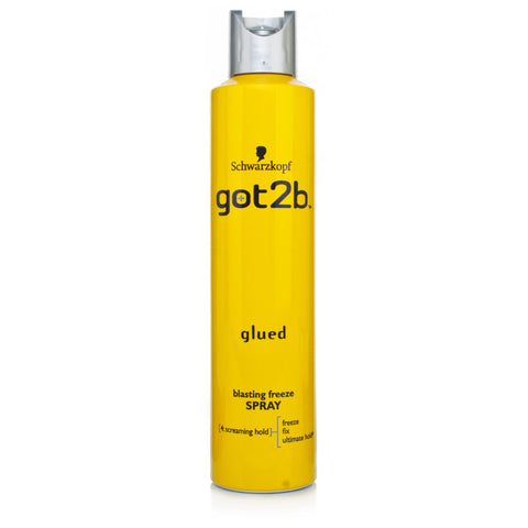 Schwarzkopf got2be Blasting Freeze Spray 340ml