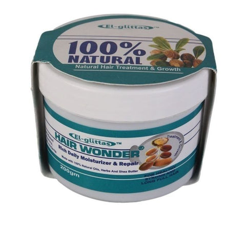 HAIR WONDER Rich Daily Moisturiser & Repair 200g