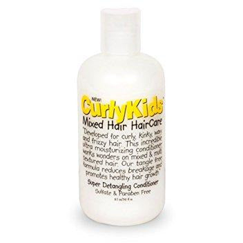 CURLY KIDS Super Detangling Conditioner 8oz - HAIRGLO