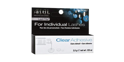 ARDELL Clear Adhesive 125oz - HAIRGLO