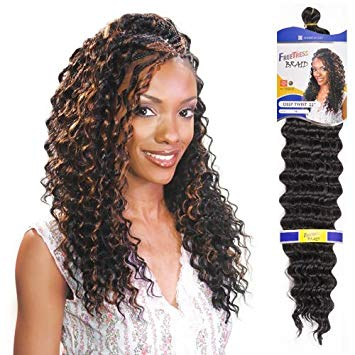 FREETRESS DEEP TWIST BULK 24""
