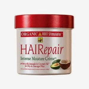 ORS Hair Repair Avocado & Coconut Oil Intense Moisture Creme 4oz