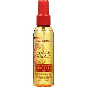 CREME OF NATURE Argan Oil Anti Humidity Gloss & Shine Mist