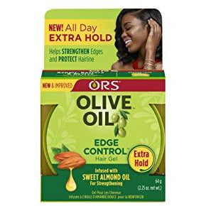 ORS Olive Oil Sweet Almond Edge Control Hair Gel