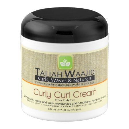TALIAH WAAJID Curls, Waves, & Naturals Curly Curl Cream