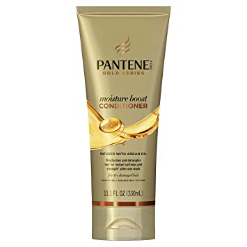 PANTENE Gold Series Moisture Boost Conditioner 11.oz