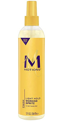 MOTIONS Hair Spritz Light Hold 12oz