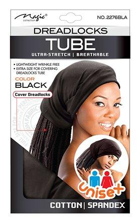 MAGIC COLLECTION Dreadlocks Tube (Assorted Colours)