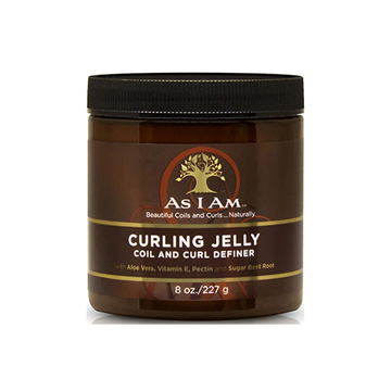 AS I AM Twist Curling Jelly 8oz - HAIRGLO
