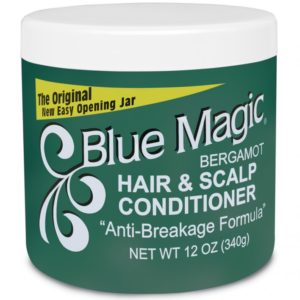BLUE MAGIC Green Bergamont 12oz - HAIRGLO