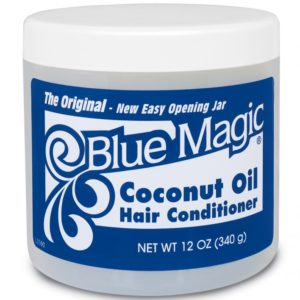 BLUE MAGIC Coconut Oil 12oz - HAIRGLO