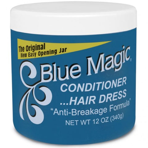 BLUE MAGIC Conditioner Hairdress 12oz