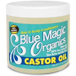 BLUE MAGIC Originals Castor Oil 12oz - HAIRGLO
