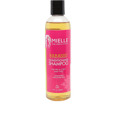 MIELLE ORGANICS Babassu Oil Conditioning Sulphate-Free Shampoo