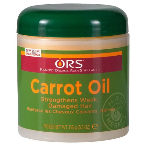 ORS Carrot Oil 5.5oz