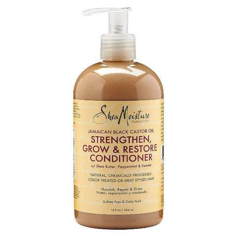 SHEA MOISTURE Jamaican Black Castor Oil Strengthen & Restore Conditioner 13oz