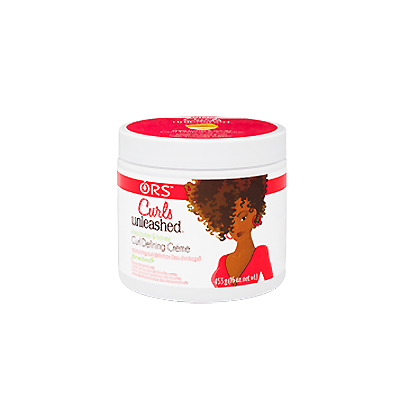 ORS CURLS UNLEASHED Shea Butter & Honey Curl Defining Creme 16oz
