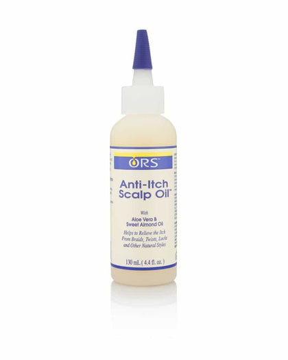 ORS Anti- Itch Scalp Oil