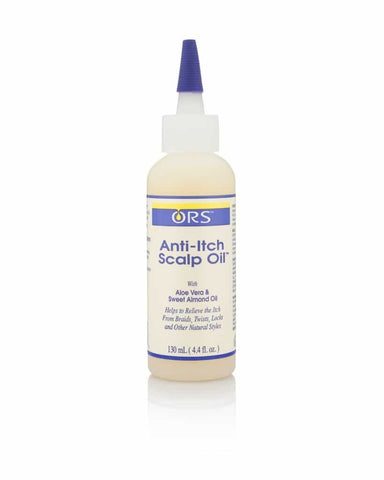 ORS Anti- Itch Scalp Oil 4.4oz