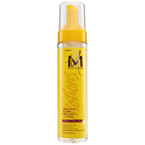 MOTIONS Versatile Foam Styling Lotion 8.5oz