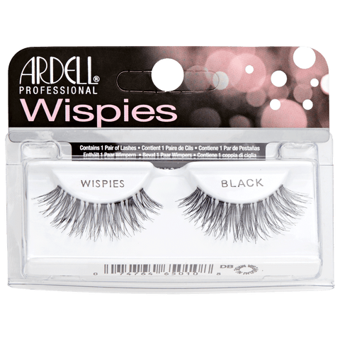 ARDELL Invisibands Wispies Lashes Black