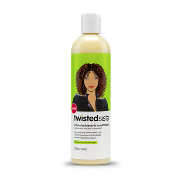 TWISTED SISTA Intensive Leave- in Conditioner