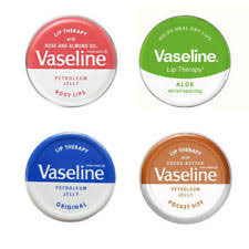 VASELINE Lip Balm (4 Colours)