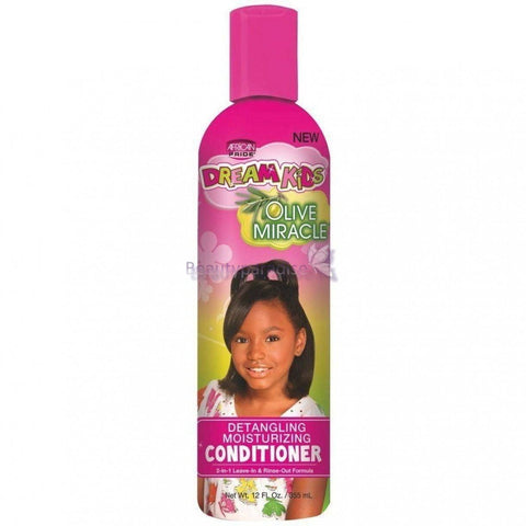 DREAM KIDS Olive Miracle Detangling Moisturizing Conditioner 355ml
