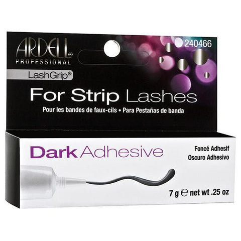 ARDELL Dark Adhesive Tube 0.25oz - HAIRGLO