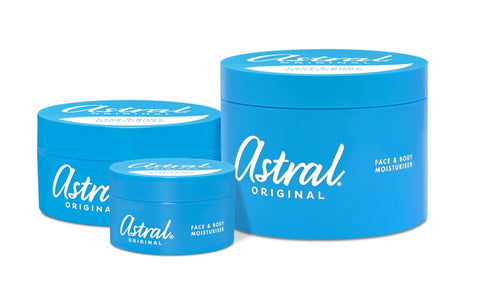 ASTRAL All Over Moisturiser (3 SIZES)