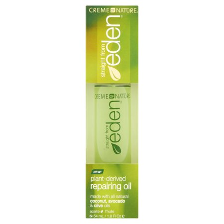 CREME OF NATURE Eden Plant - Derived Replenish Oil
