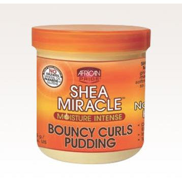AFRICAN PRIDE Shea Miracle Bouncy Curls Pudding 15oz - HAIRGLO
