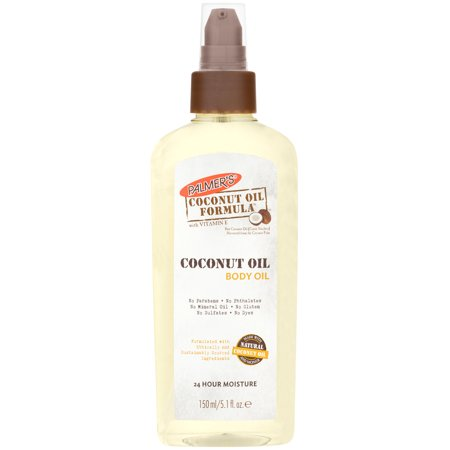 PALMERS Coconut Oil Formula Coconut Oil Body Oil 5.18oz